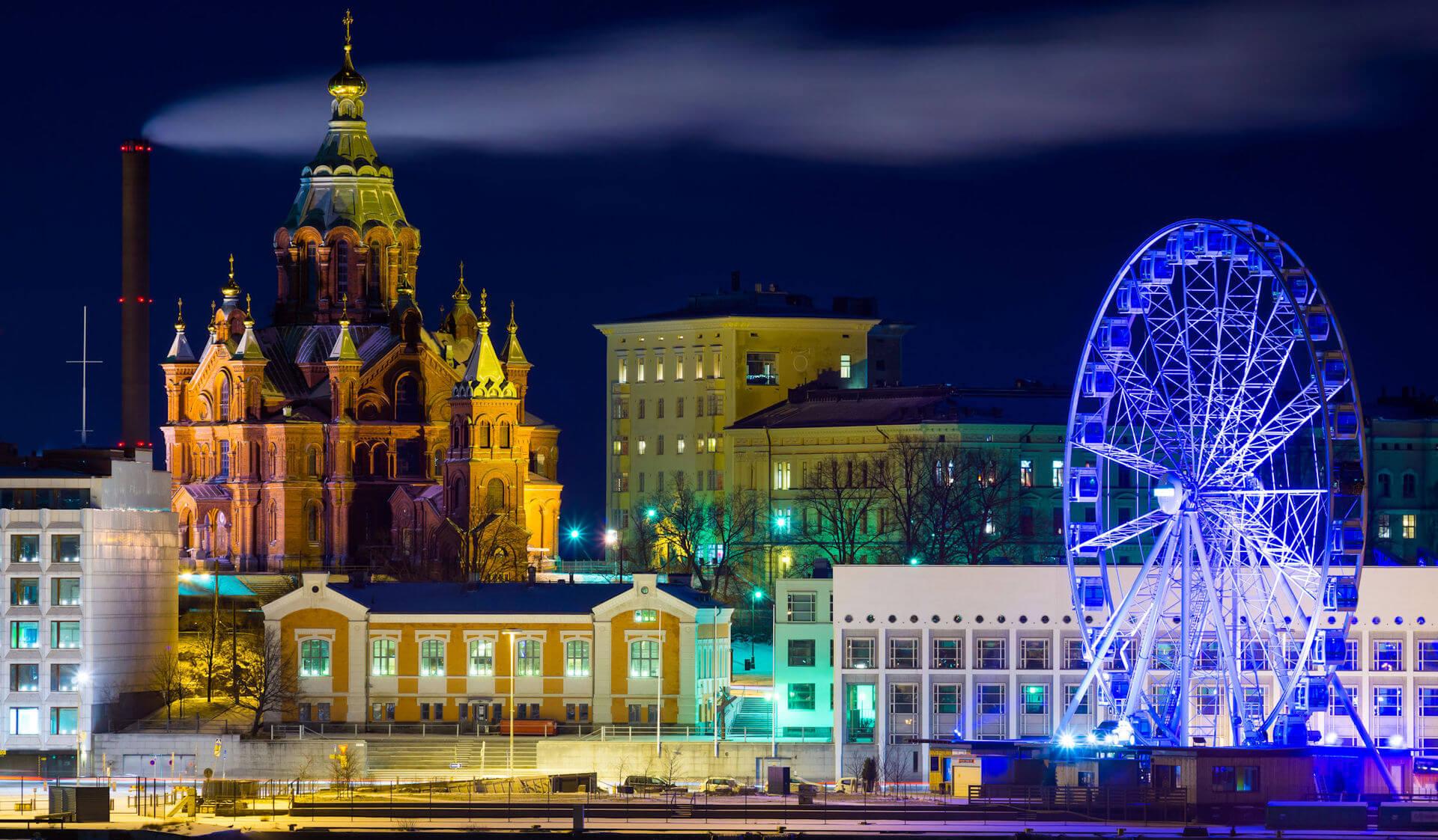 •20-24 January, 2020 - Helsinki