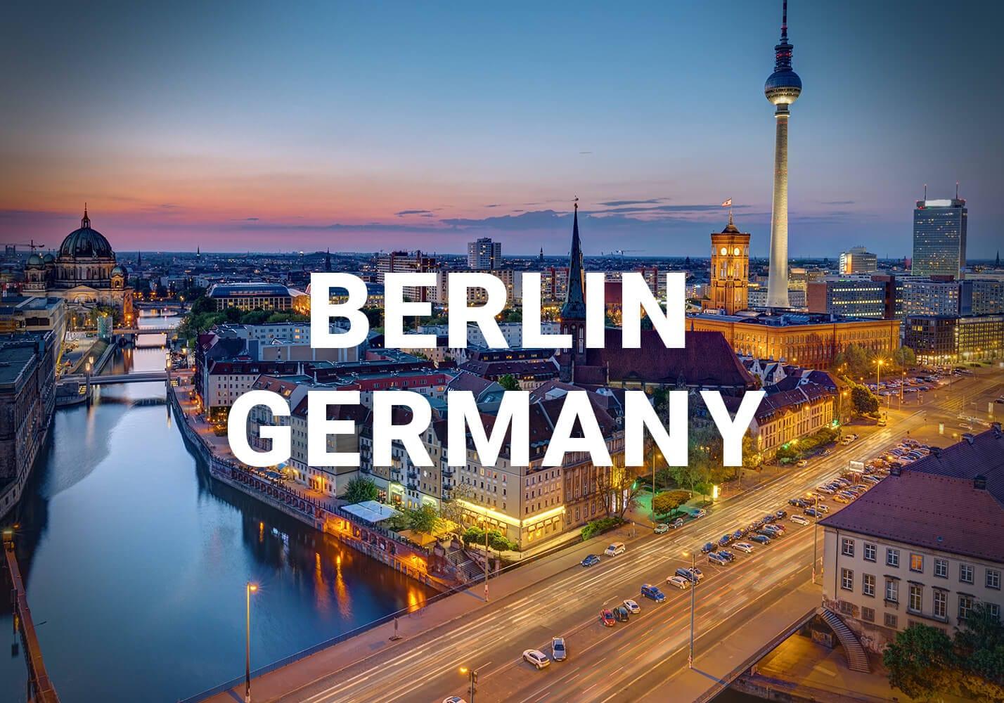 17-21 April 2019 - Berlin, Germany