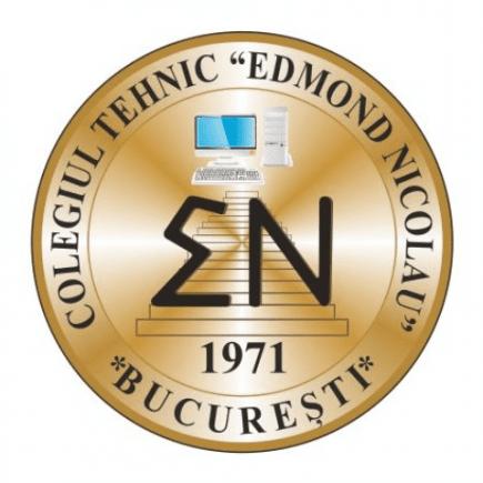 """Colegiul Tehnic """"Edmond Nicolau"""""""