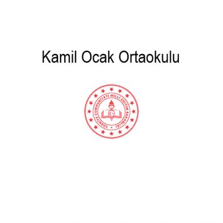 Kamil Ocak Secondary School