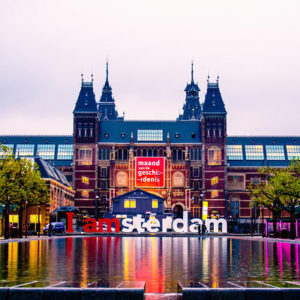 •	06-10 April 2020 – Amsterdam, Holland