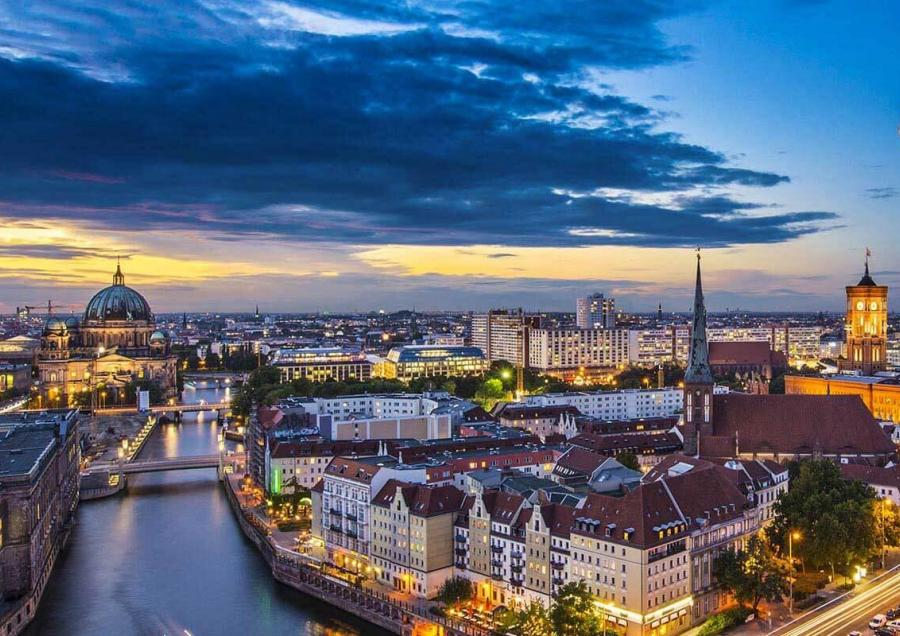 17-21 April 2019 - Berlin