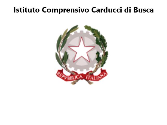 Istituto Comprensivo Carducci di Busca