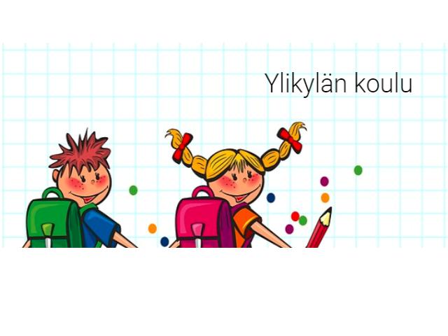 Ylikylan koulu (Ylikyla comprehensive school)