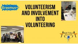 Volunteerism and Involvement into Volunteering
