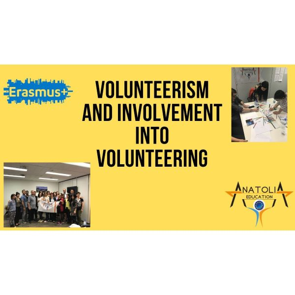 Volunteerism and Involvement into Volunteering