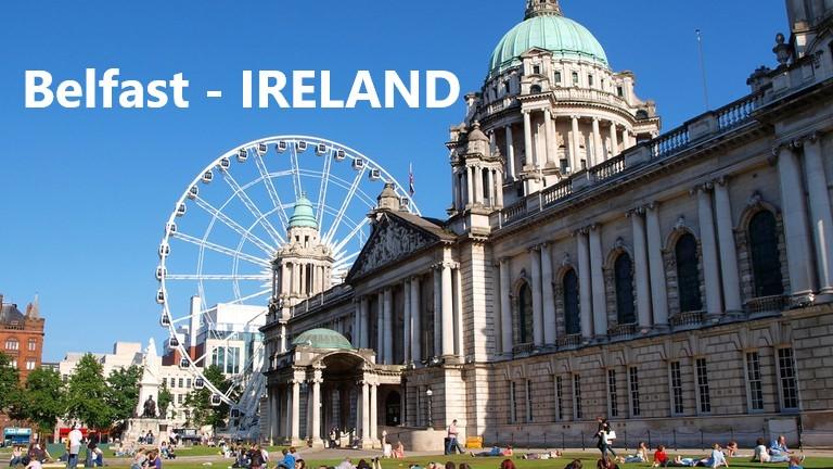 •02 – 06 December 2019 - Belfast, Ireland