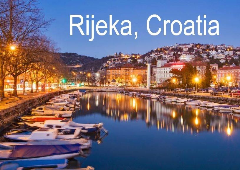 •03 - 07 June 2019 - Rijeka, Croatia