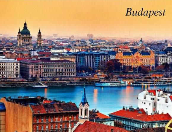24-28/05/2021 - Budapest, Hungary