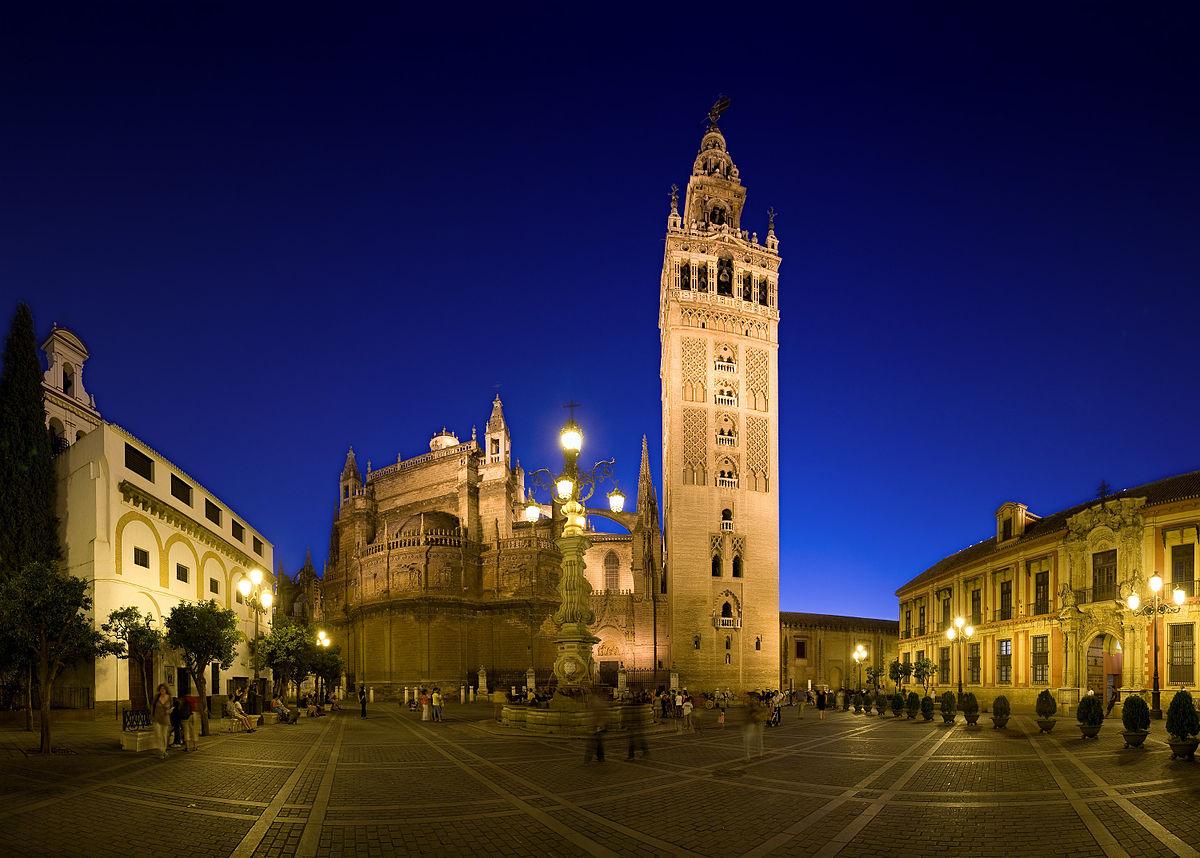 •01-05 November 2021 - Seville, Spain