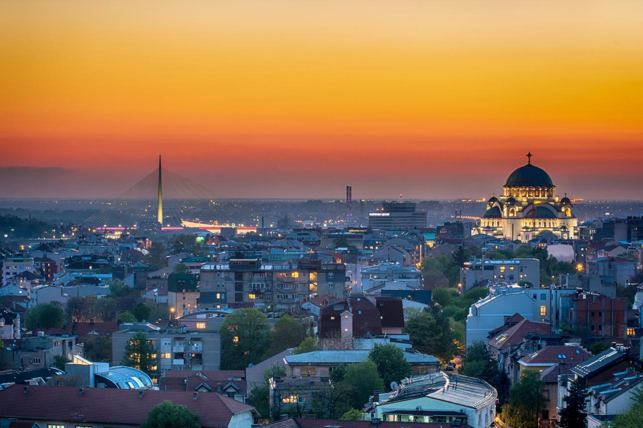 02-06 August 2021 - Belgrade, Serbia