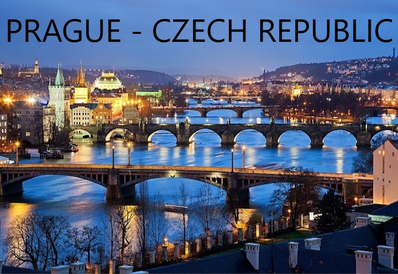 •	19-23 April 2021 - Prague, Czech Republic