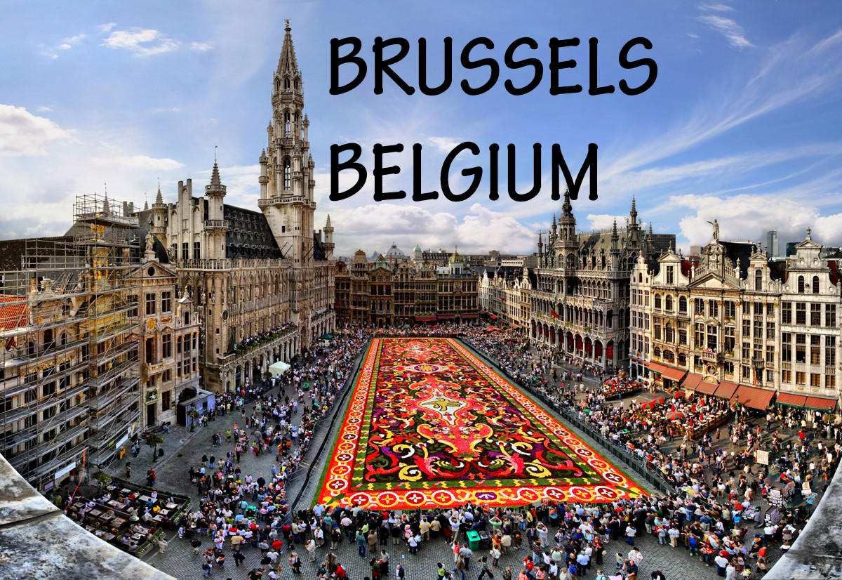 •	16 – 20 March 2020 - Brussels, Belgium