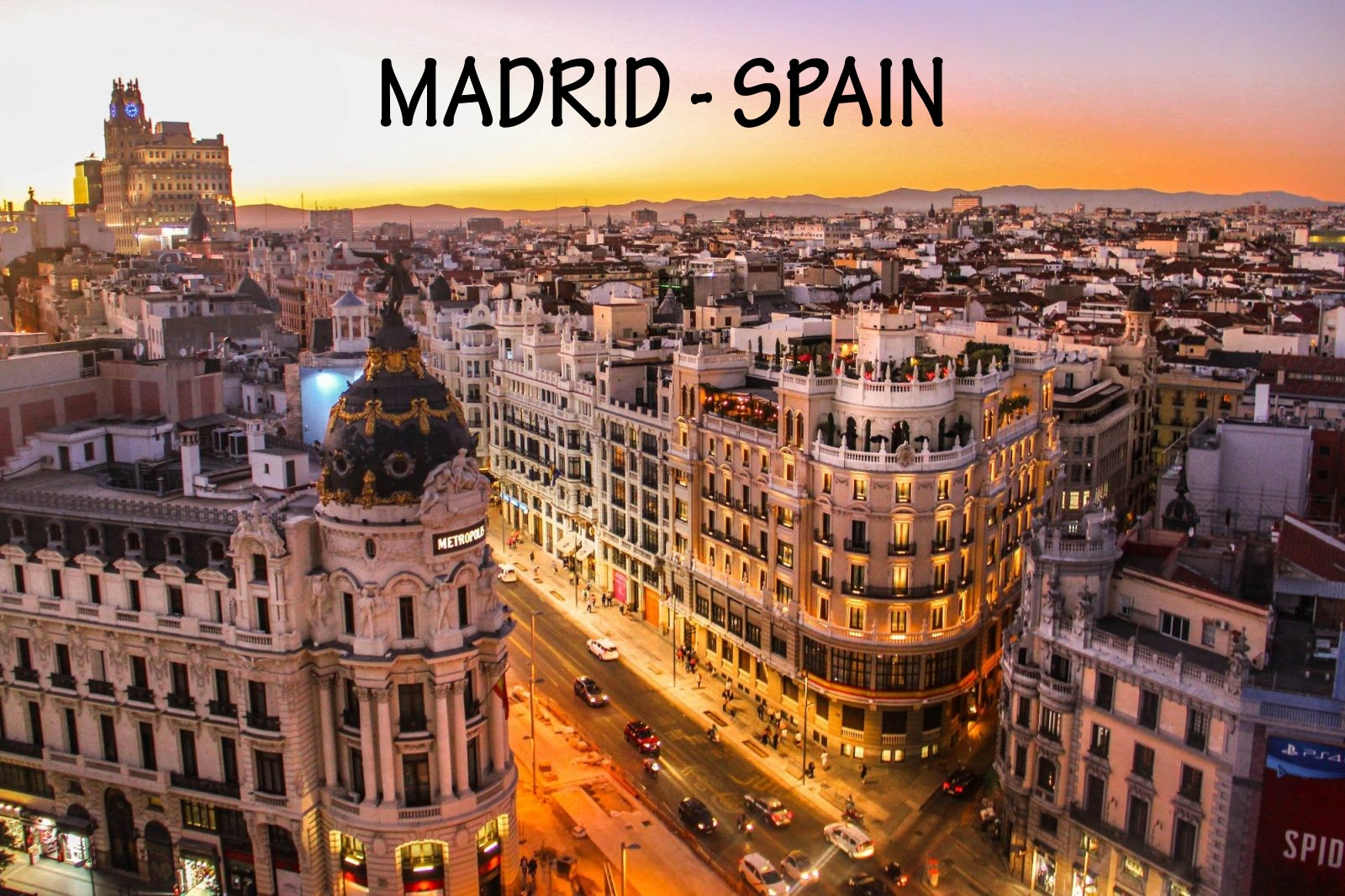 •	17-25 May 2020 Madrid, Spain